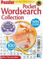 Pocket Puzzler Wsearch Col magazine subscription