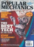 Popular Mechanics magazine subscription