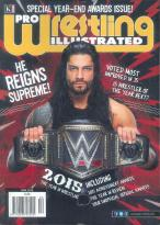 Pro Wrestling Illustrated (PWI) magazine subscription