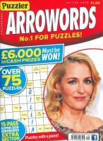 Puzzler Arrowords magazine subscription