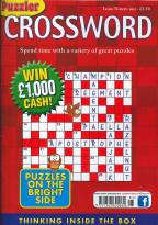 Puzzler Crossword magazine subscription