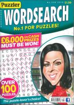 Puzzler Word Search magazine subscription