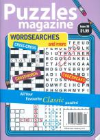 Puzzles magazine subscription