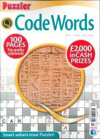 Q Code Words magazine