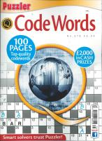 Q Code Words magazine subscription