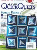 McCalls Quick Quilts USA magazine subscription