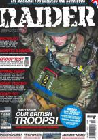 Raider magazine subscription