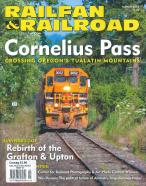 Railfan and Railroad magazine subscription