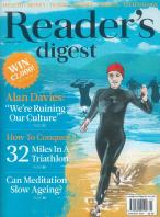 Reader's Digest magazine subscription
