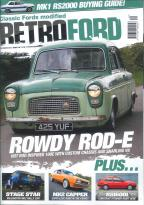 Retro ford magazine subscription