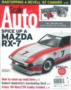 Scale Auto Enthusiast magazine subscription