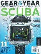 Scuba Diving magazine subscription