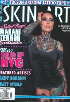 Skin Art magazine subscription