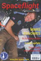 Spaceflight magazine subscription