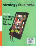 Strategy& Business magazine subscription
