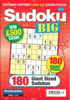 Sudoku Big magazine subscription