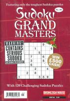Sudoku Grandmaster magazine subscription