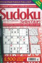 Sudoku Selection magazine subscription