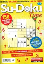 Sudoku Time magazine subscription