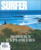 Surfer USA magazine subscription