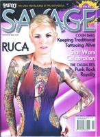 Tattoo Savage magazine subscription