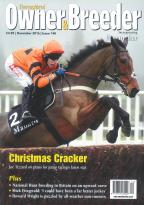 Thoroughbred Owner  and Breeder magazine subscription