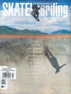 Transworld Skateboarding magazine subscription