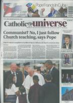 The Catholic Universe magazine subscription