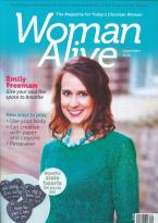 Woman Alive magazine subscription