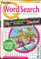 Word Search magazine subscription