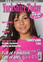 Yorkshire Today magazine subscription