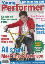 Young Performer magazine subscription