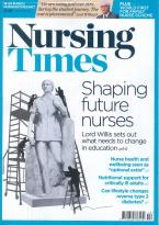 Nursing Times magazine subscription