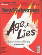 New Statesman magazine subscription