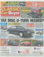 Classic Car Buyer magazine subscription