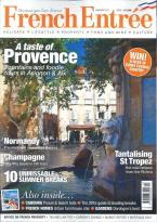 French Entrée magazine subscription