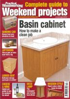 Practical Woodworking magazine subscription