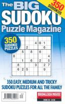 Big Sudoku Puzzle Mag magazine subscription
