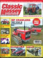 Classic Massey Ferguson magazine subscription