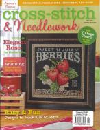 Cross Stitch Needlework magazine subscription