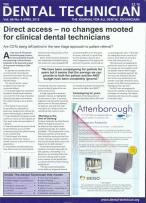 Dental Technician magazine subscription