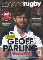 England Rugby magazine subscription