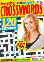 Everyday Crosswords magazine subscription