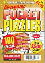 Everyday Pocket Puzzles magazine subscription