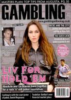 Gambling On Line magazine subscription