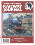 Great Western Railway Journal magazine subscription