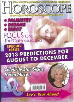 Horoscope magazine subscription