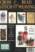 Jill Oxton Cross Stitch magazine subscription
