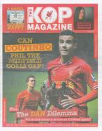 The Kop magazine subscription