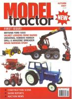 Model Tractor magazine subscription